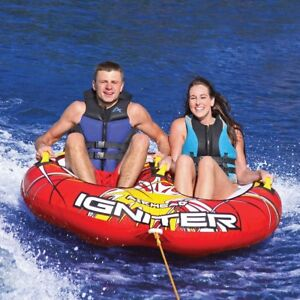 Towable Boat Tube 2 person
