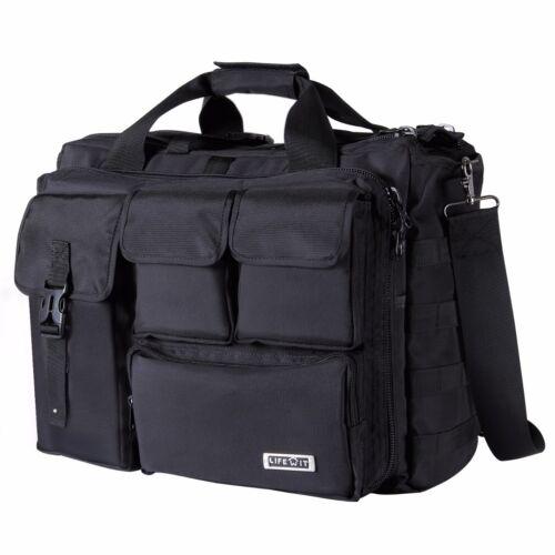 Lifewit Laptop Bag Tactical Briefcase Computer Shoulder Handbags Messenger  17.3