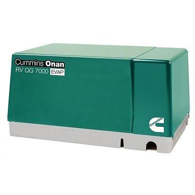 Brand New Cummins Onan 7.0 Hgj-ab-6756 Rv Generator Set Rv Qg 7000 Rv Evap
