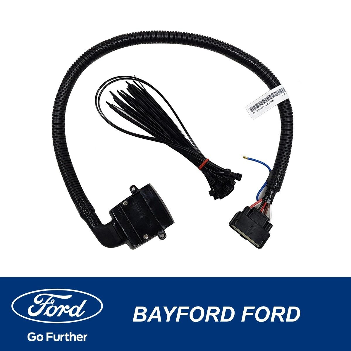 Isolated Loom Spot Lights Driving//Fog Lamps Wiring Kit for Ford Mondeo V