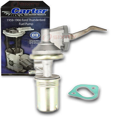 Carter Fuel Pump for 1959-1966 Ford Thunderbird 6.4L 7.0L 5.8L V8 - re