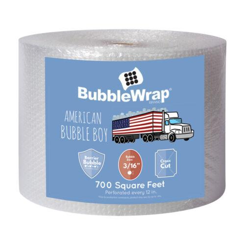 """3/16"""" Size Bubble Wrap 700"""