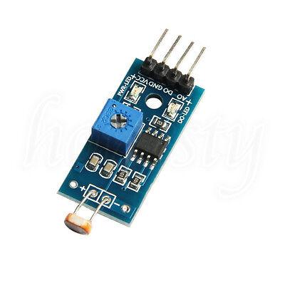 Ldr Photoresistor Photoresistor Light Detection Sensor Module Arduino Pic Pi 5v
