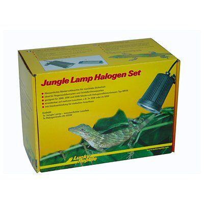 Lucky Reptile Giungla Lampada LV Set Tartarughe Luce Illuminazione Rettili