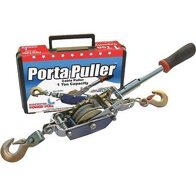 American Power Pull 1 Ton Cable Puller