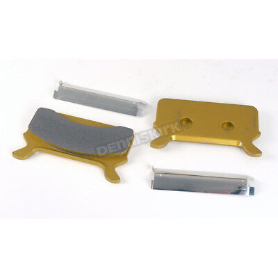 Parts Unlimited Sintered Metal Heavy Duty Pad Set - 1201-0001