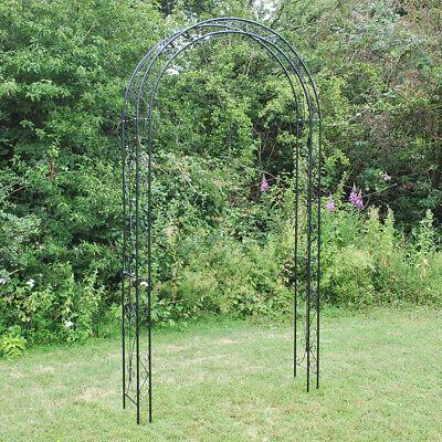 Tivoli Metal Decorative Garden Arch