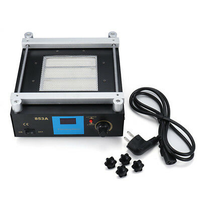 Yh853a Bga Infrared Rework Electronic Hot Plate Preheat Preheating Station 600w