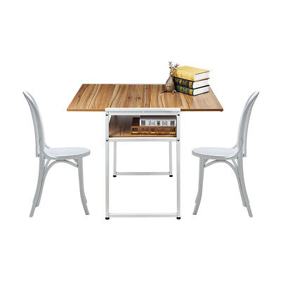 Extendable Coffee Table (Extendable Restaurant Dining Table Computer Laptop Breakfast Desk Coffee)