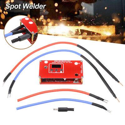 Portable Battery Diy Mini Spot Welder Machine Various Welding Power Supply