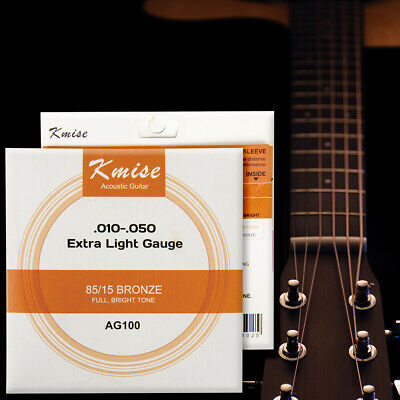 Martin MSP4100 SP Phosphor Bronze Acoustic Guitar Strings, L