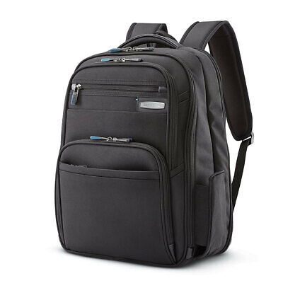 Samsonite Premier II Business Backpack, Black