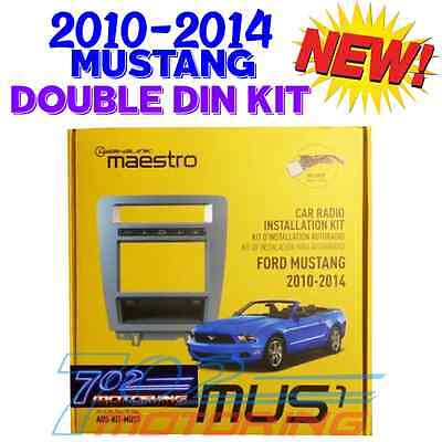 iDATALINK MAESTRO ADS-MUS01 ADS-KITMUS1 RADIO INSTAL KIT 2010-2014 FORD MUSTANG