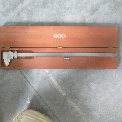 American Made Starrett 24 Inch Vernier Caliper