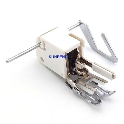 Low Shank WALKING FOOT EVEN FEED FOOT WITH QUILTING GUIDE FOR JANOME sewing