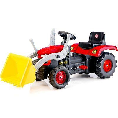 Traktor Kindertraktor Loader mit Ladeschaufel für  Kinder 2-5 Jahren Frontlader