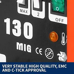 Discount on 120AMP MIG/MAG Gasless Welder Fairfield Fairfield Area Preview