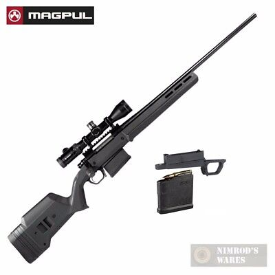 MAGPUL HUNTER 700L Rem700 LA STOCK + Magazine Well + Mag MAG483-BLK MAG489-BLK