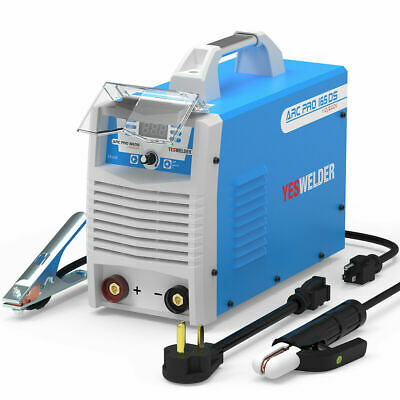 Arc Welder 165a 110220v Digital Hot Start Igbt Stick Lift Tig Welding Machine