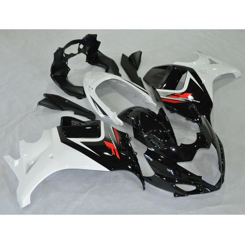 Front Upper Nose Fairing For SUZUKI Katana 650 GSX650F 2008-2013 Plastic White