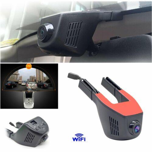 Hidden Car Camera 1080P WIFI DVR DashCam Video Recorder Camcorder Night Vision