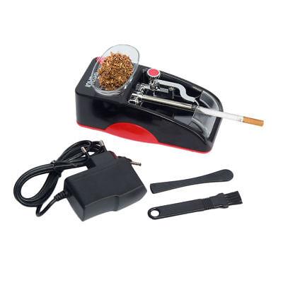 Cigarette Tobacco Rolling Machine - Electric Tobacco Cigarette Rolling Roller Automatic Injector Maker Machine USA