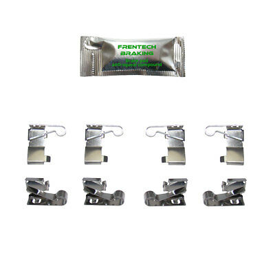 Lexus RX400 MHU38 2005-2009 Rear brake caliper guide pin slider pin kit S7083C