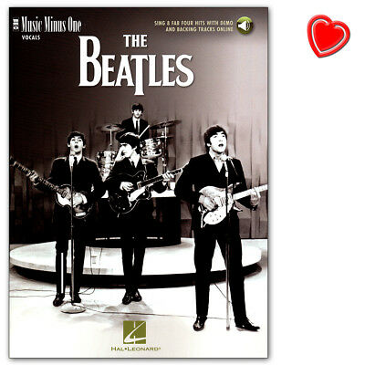 The Beatles - Sing 8 Fab Four Hits - Hal Leonard - HL00236167 - 9781495096013