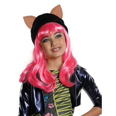 Monster High 13 Wishes Howleen Wolf Child Costume Wig Rubies 52814](Monster High Costumes 13 Wishes)
