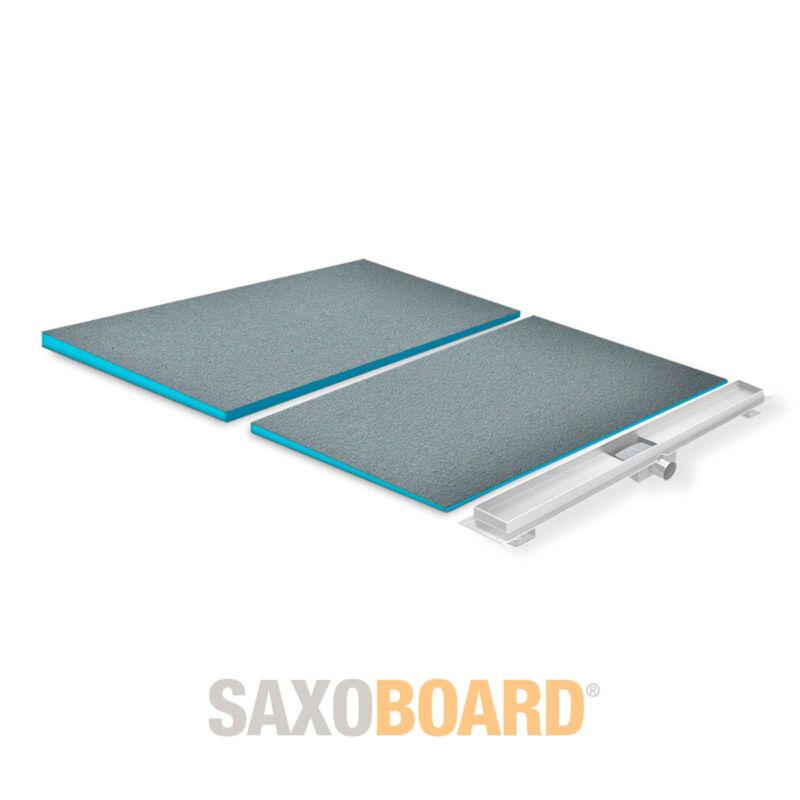 Duschelement Duschboard Gefälleplatte befliesbar XPS für alle Duschrinnentypen