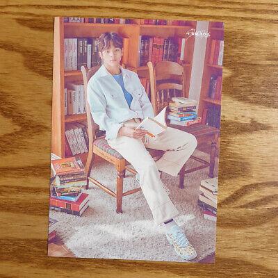 Woojin Official Postcard Stray Kids Unveil Tour