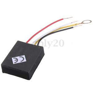 3Way Touch Light Sensor Switch Control for Lamp Desk Light Bulb Dimmer Repair