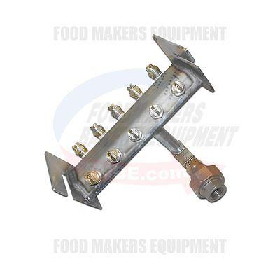 Baxter Ov210g-m2b Rack Oven Steam Manifold 12 Jets. 01-1m2355-3