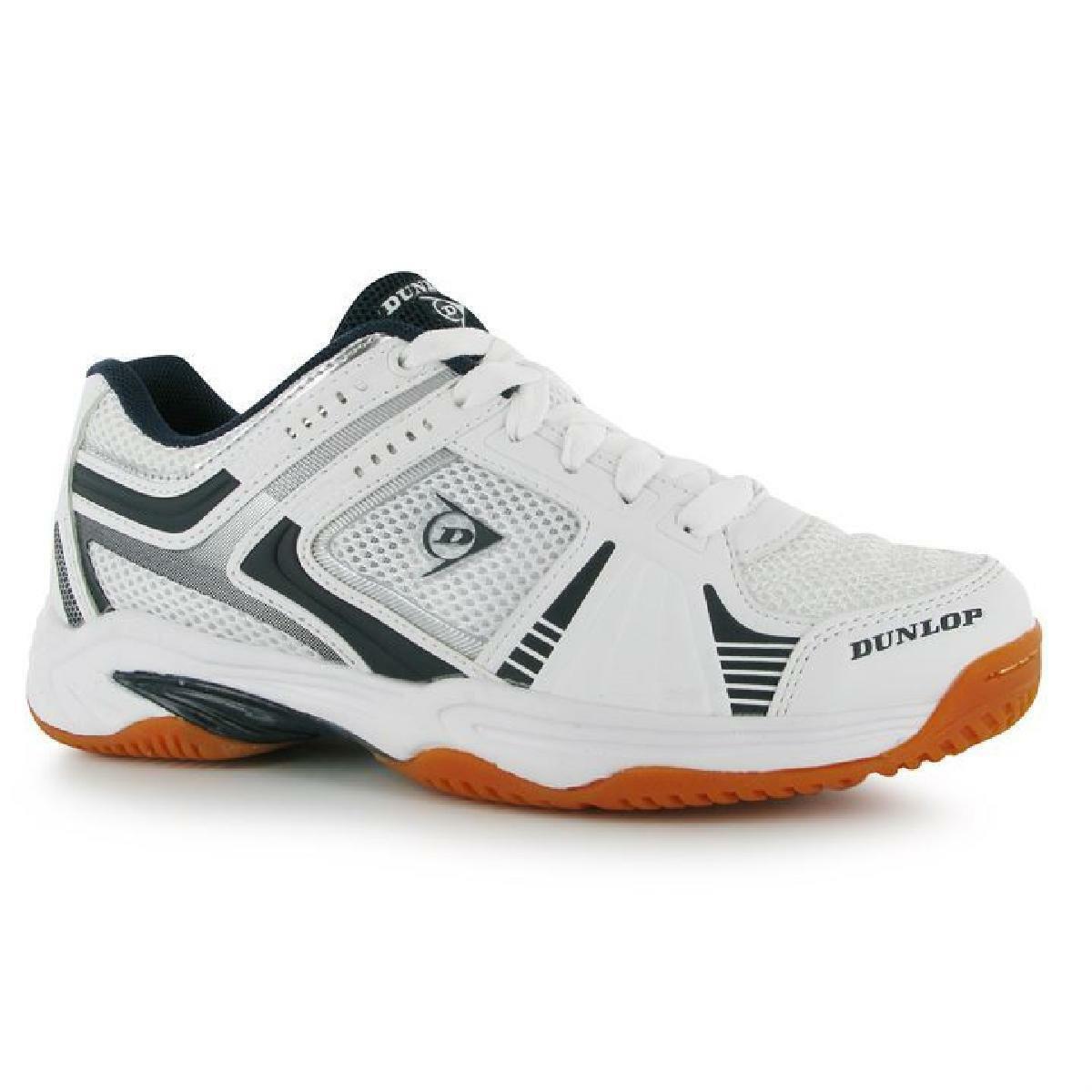 Dunlop Squash Schuhe Turnschuhe Hallenschuhe Indoor Gr 39 Sport NEU 028