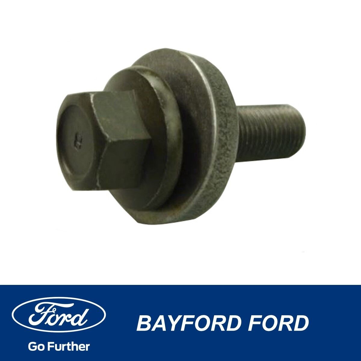 Ford Xflow Crank Pulley Bolt