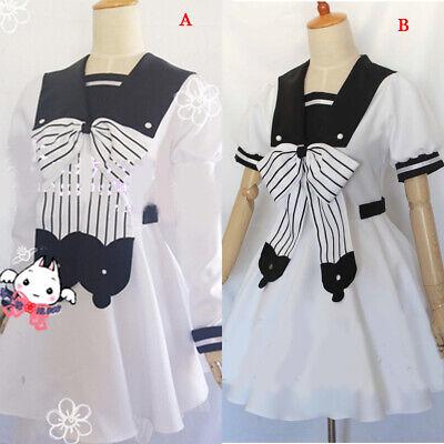 Toilet-Bound Jibaku Shounen Hanako Kun Nene Yashiro Uniform Cosplay Costume (Toilet Costumes)