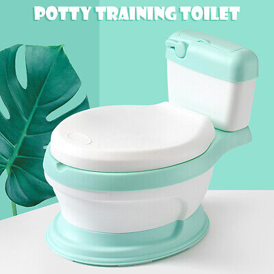 Portable Kids Toilet Training Baby Child Toddler Potty Trainer Seat Chair Travel
