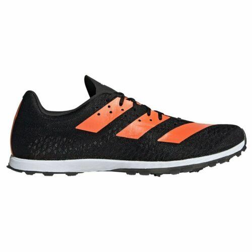 Adidas Adizero XC Sprint Womens Track & Field Shoes F35764 - Black, Orange (NEW)