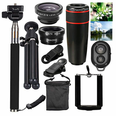 Iphone Camera Lens - All Accessories Phone Camera Lens Top Travel Kit For iPhone X Samsung S9 Note
