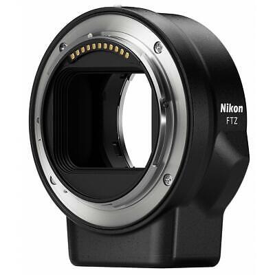 Nikon Mount Adapter FTZ - Refurbished By Nikon USA #4185B