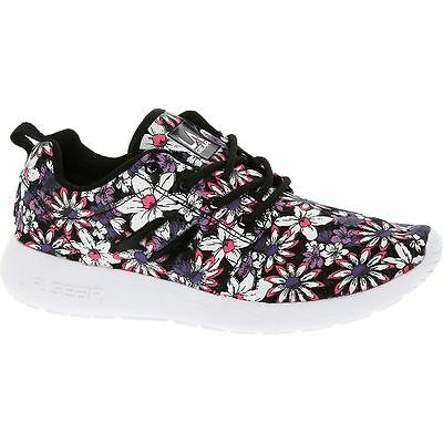 LA GEAR Purple Floral Patterned Trainers size 5 - New in Box for sale  Hook