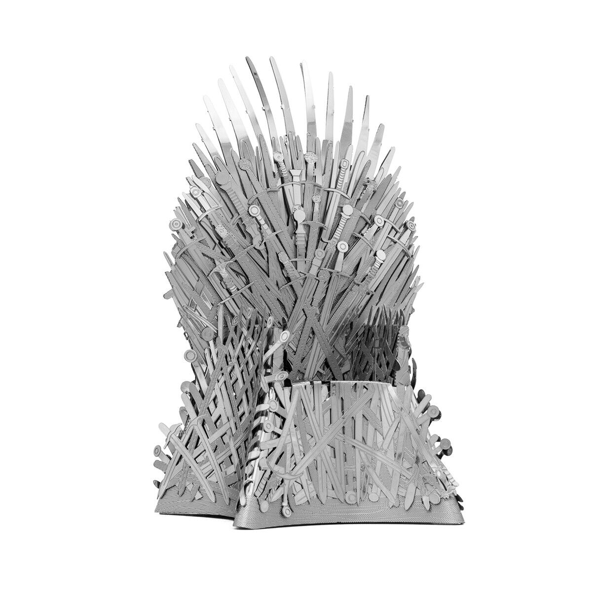 Fascinations ICONX Game of Thrones IRON THRONE 3D Metal Eart