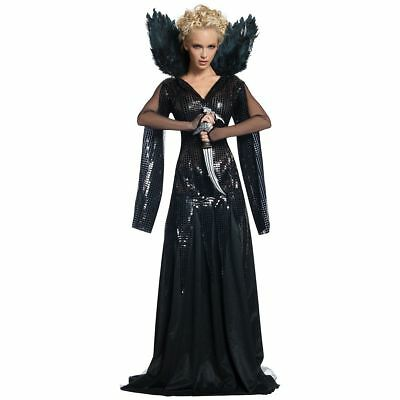 Ravenna Costume Adult Evil Queen Halloween Fancy Dress Adult Large (DS - Queen Ravenna