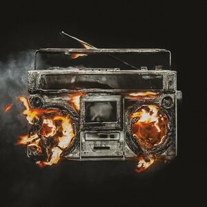 GREEN DAY REVOLUTION RADIO CD ALBUM (Released 7th October 2016)