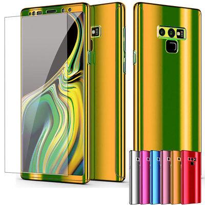 Metal Aluminum Frame Mirror Screen Protector Case For Samsung Galaxy S7 /S7 (Aluminum Protector Case)