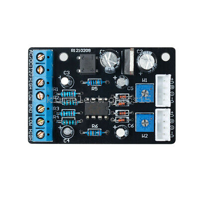 Ta7318p Vu Meter Driver Circuit Board Stereo Module Tube Amplifier Db Level Ic