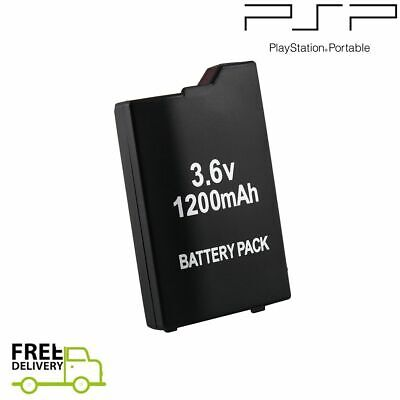 New Replacement Battery For Sony PSP 1000 PSP 2000 3000 Series Free Shipping ()