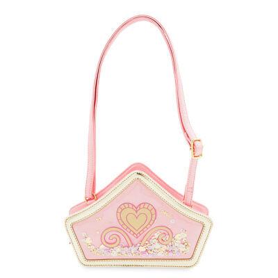 Disney Princess Fashion Bag - Disney Store Authentic Princess Fashion Crossbody Bag Accessory New