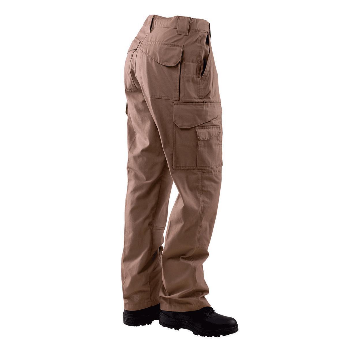 Tru-Spec Mens 24-7 Tactical Pants Navy Blue Rip-Stop Atlanco