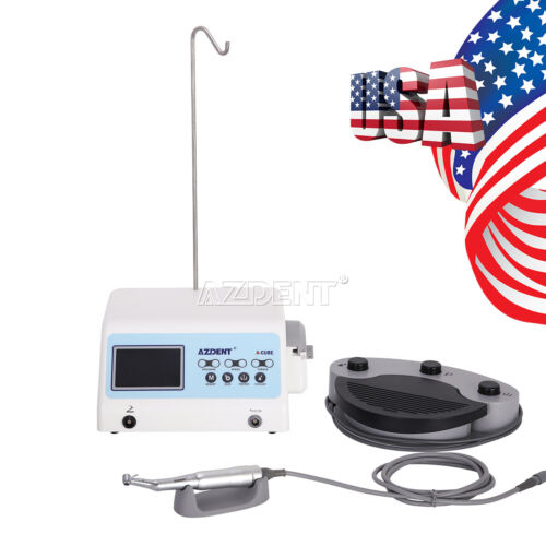 AZDENT A-CUBE Dental Implant System Surgical Brushless Motor USA
